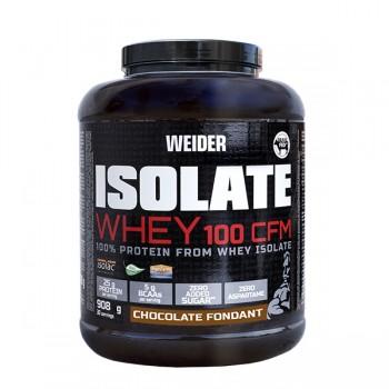 Weider Isolate Whey 100CFM Chocolate Fondant 908grs