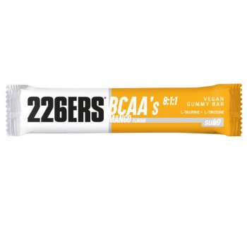 226ERS VEGAN GUMMY BAR PECTINA BCAAS MANGO