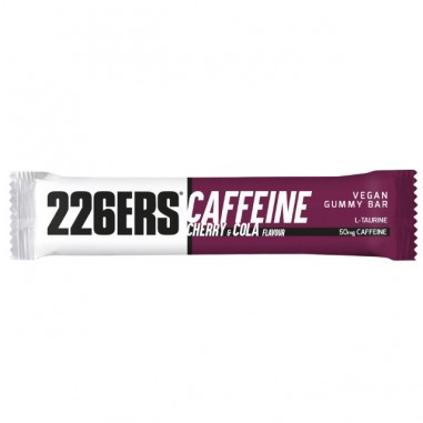 226ERS VEGAN GUMMY BAR CAFEINA 50mg CHERRY & COLA
