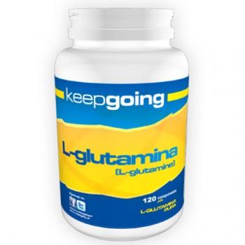 KEEPGOING L-GLUTAMINA 120 COMPRIMIDOS